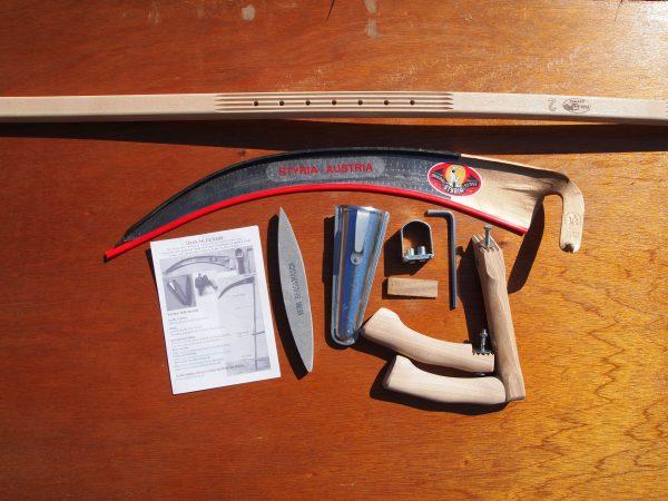 Rough Mowing Scythe Kit